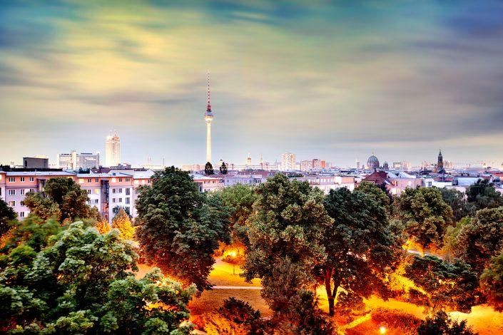 Berlin Skylineappartment