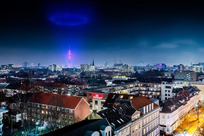 Telemichel UFO Licht