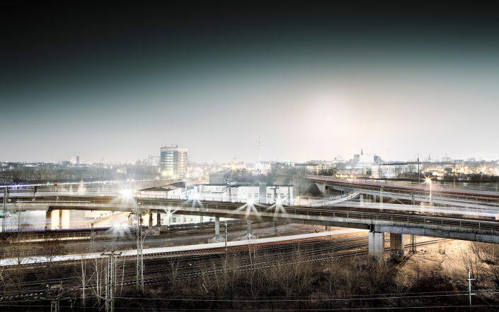 Hamburg Trains