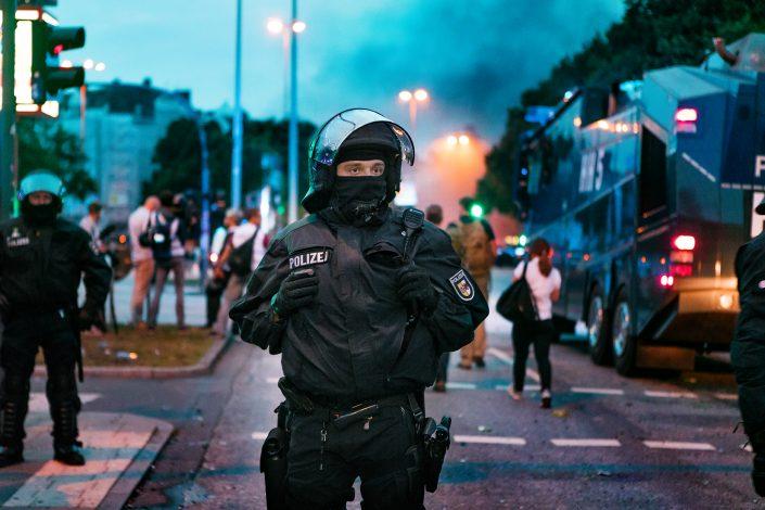 G20 Hamburg Police