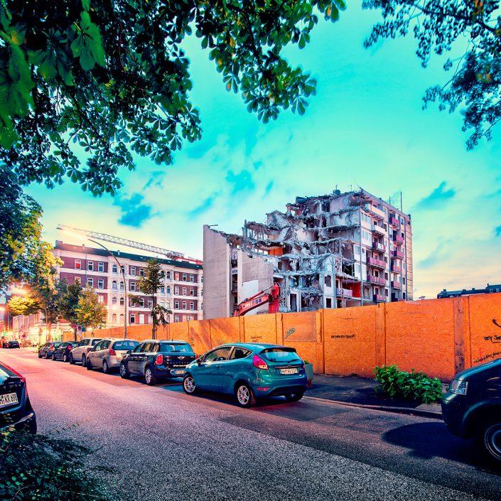 Reeperbahn abriss Esso Häuser