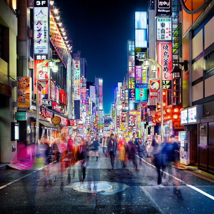Shinjuku Neon Street