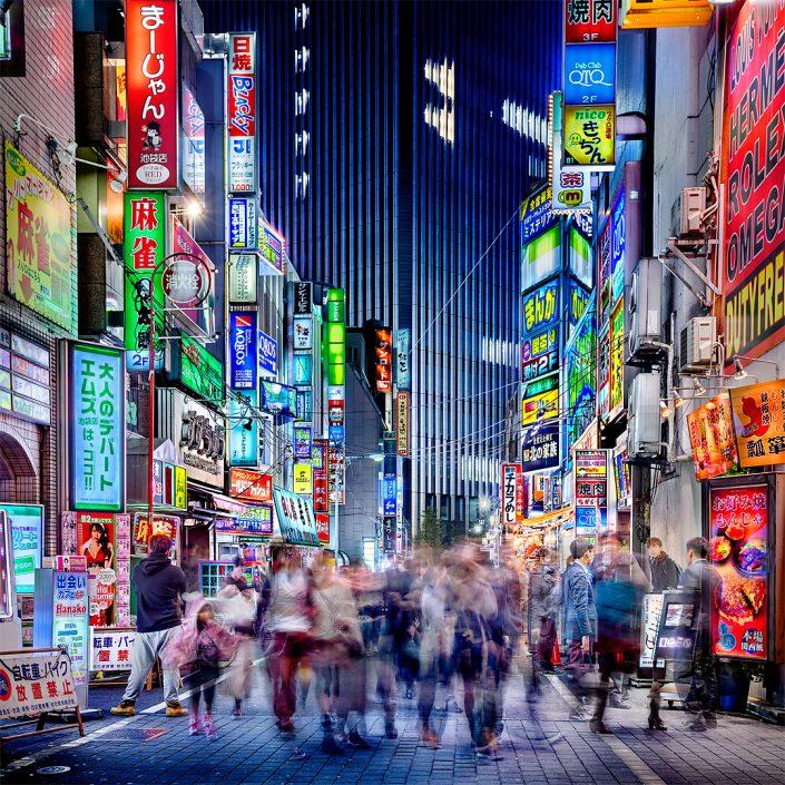 Ikebukuro Neon Street